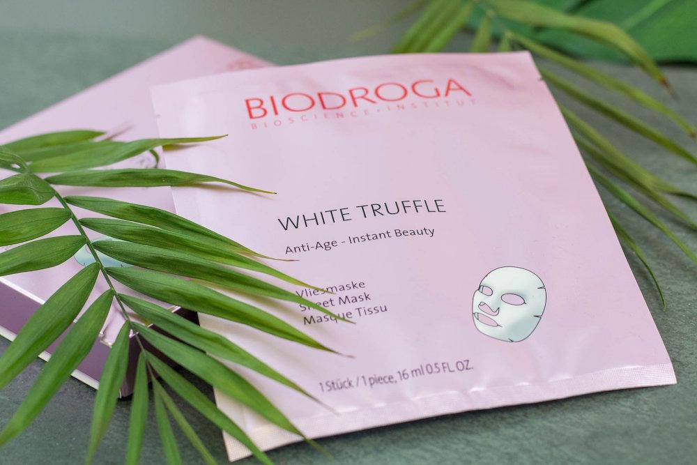 Профессиональная маска для лица Biodroga